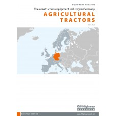 European Equipment Analysis: Agricultural Tractors - Germany