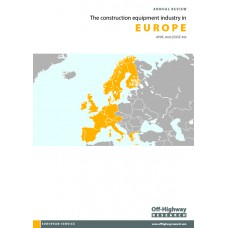 European Construction Equipment Markets: A Review of 2019 and a Forecast to 2024