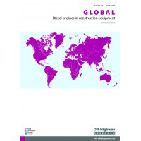 A Special Report: Global Diesel engines in construction equipment