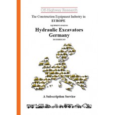 European Equipment Analysis: Hydraulic Excavators - Germany