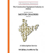 Indian Equipment Analysis: Motor Graders