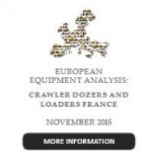 European Equipment Analysis: Crawler Dozers and Loaders - France