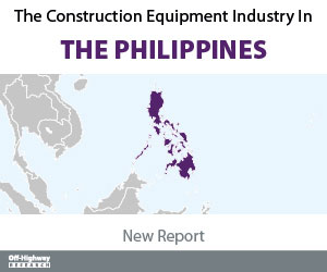 THE CONSTRUCTION EQUIPMENT INDUSTRY IN THE PHILIPPINES