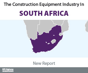 THE CONSTRUCTION EQUIPMENT INDUSTRY IN SOUTH AFRICA
