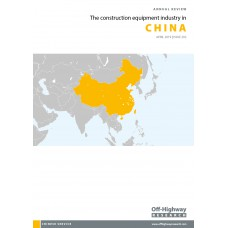 Chinese Construction Equipment Markets: A Review of 2019 and a Forecast to 2024