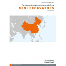 Chinese Equipment Analysis: Mini Excavators
