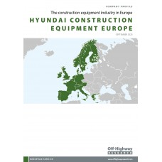 European Company Profile: Hyundai Construction Equipment Europe