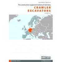 European Equipment Analysis: Crawler Excavators - Germany