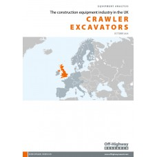 European Equipment Analysis: Crawler Excavators - United Kingdom