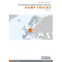 European Equipment Analysis: Dump Trucks - Germany