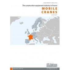 European Equipment Analysis: Mobile Cranes - France