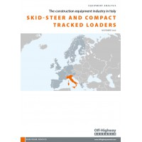 European Equipment Analysis: Skid-steer and Compact Tracked Loaders - Italy