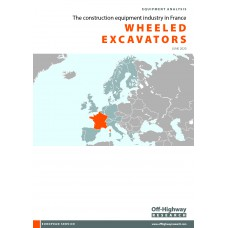 European Equipment Analysis: Wheeled Excavators - France