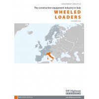 European Equipment Analysis: Wheeled Loaders - Italy