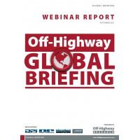 Global Briefing Webinar September 2021