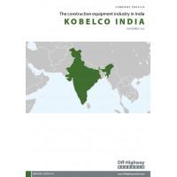 Indian Company Profile: Kobelco India