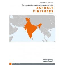 Indian Equipment Analysis: Asphalt Finishers