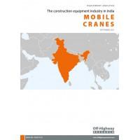 Indian Equipment Analysis: Mobile Cranes