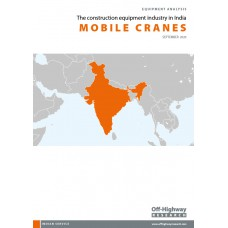 Indian Equipment Analysis: Mobile Cranes