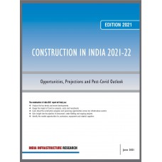 Construction in India - July 2021