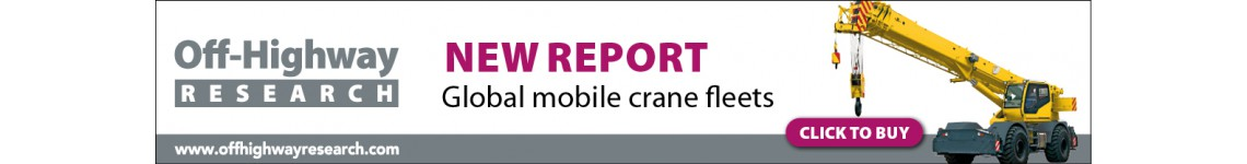 Global Mobile Crane Fleets