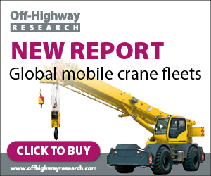Global Mobile Crane Fleet