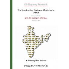 Indian Company Profile: Atlas Copco