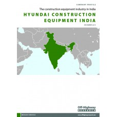 Indian Company Profile: Hyundai Construction Equipment India
