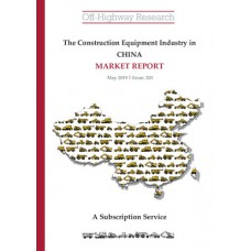 Chinese Construction Equipment Markets: A Review Of 2018 and A Forecast to 2023