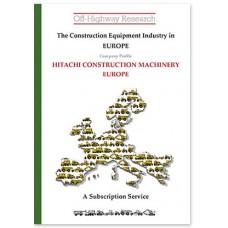 European Company Profile: Hitachi Construction Machinery (Europe)