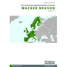 European Company Profile: Wacker Neuson