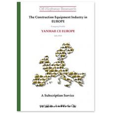 European Company Profile: Yanmar Construction Equipment Europe