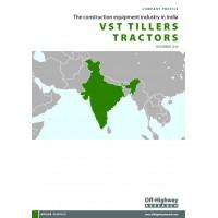 Indian Company Profile: VST Tillers Tractors