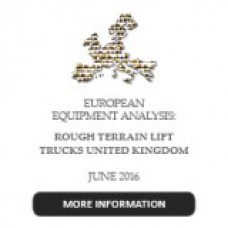 European Equipment Analysis: Rough Terrain Lift Trucks - UK