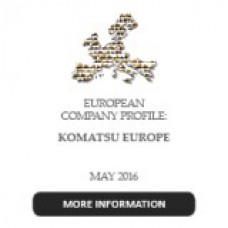 European Company Profile: Komatsu Europe