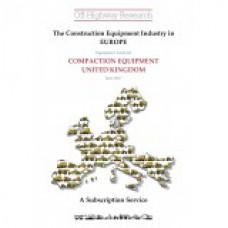 European Equipment Analysis: Compaction Equipment - UK