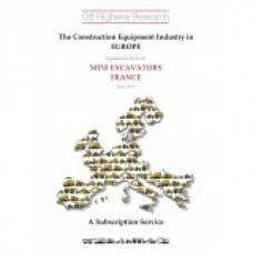 European Equipment Analysis: Mini Excavators - France