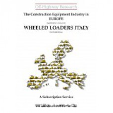 European Equipment Analysis: Wheeled Loaders - Italy