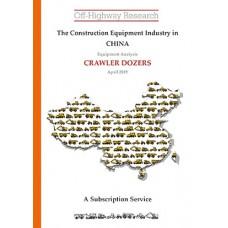 Chinese Equipment Analysis: Crawler Dozers