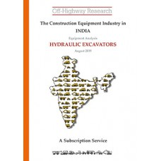 Indian Equipment Analysis: Hydraulic Excavators