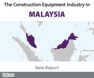 THE CONSTRUCTION EQUIPMENT INDUSTRY IN MALAYSIA