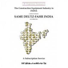 Indian Company Profile: Same Deutz-Fahr India