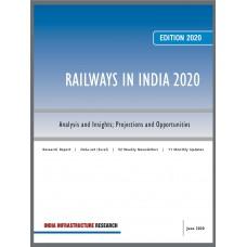 Railways in India – June 2020