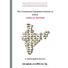 Indian Construction Equipment Markets: A Review of 2018 And A Forecast to 2023